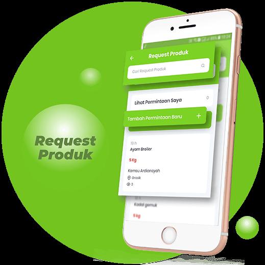 Request produk