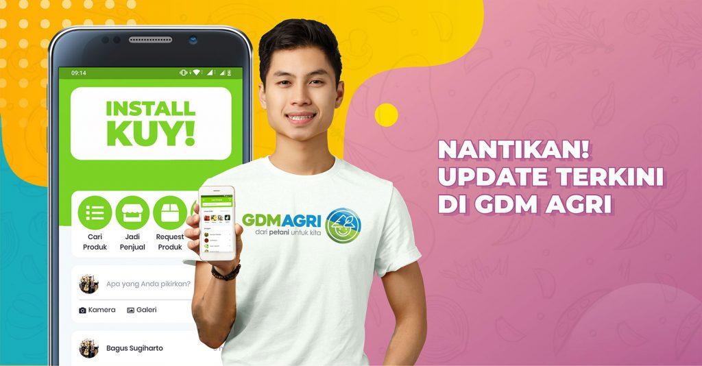 update gdm agri